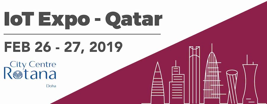 IPTEC to attend IoT Expo – Qatar 2019